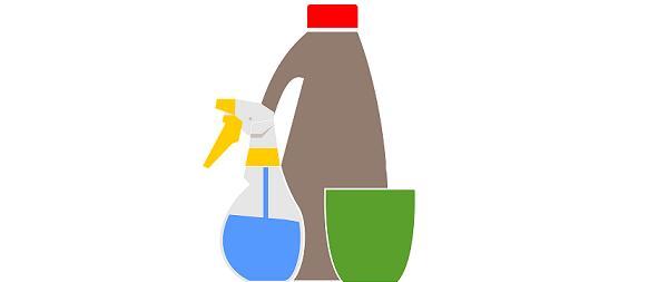 Tipologie di utilizzo dei detergenti