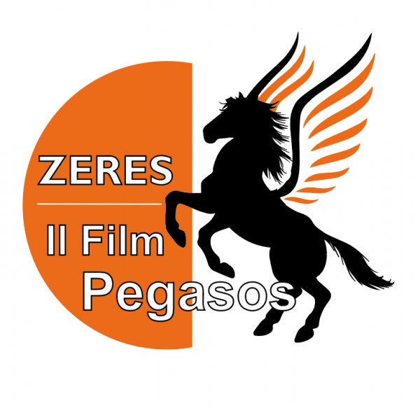 Film estensibile in bobina manuale Pegasos, Logo