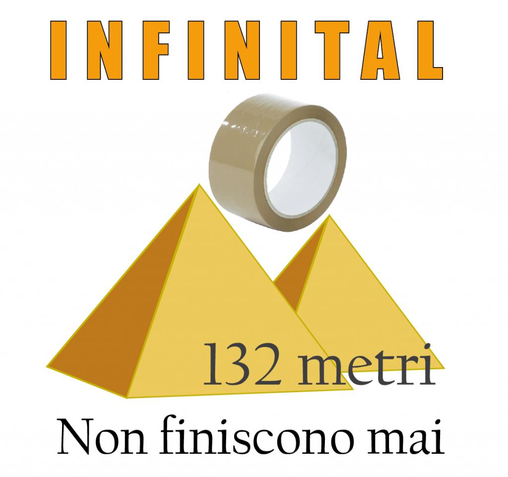 nastro adesivo Infinital: non finiscono mai