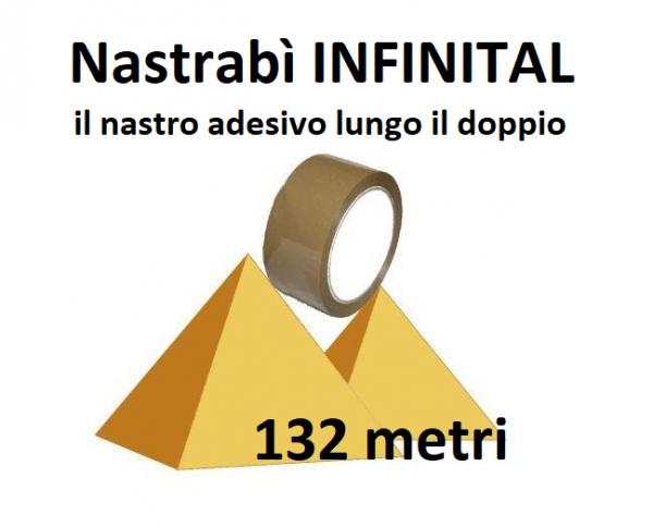 Il nastro adesivo lungo il doppio Infinital