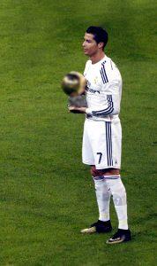 Cristiano Ronaldo e la stampa in 3D
