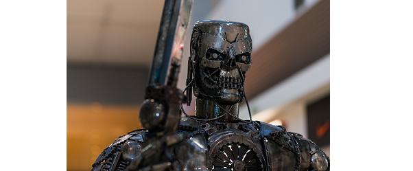 Vuoi correre verso il futuro, come Schwarzenegger?