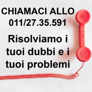 Numero di telefono ab