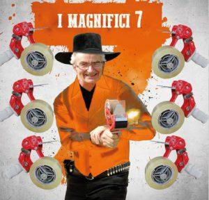 Nastri adesivi: i magnifici 7